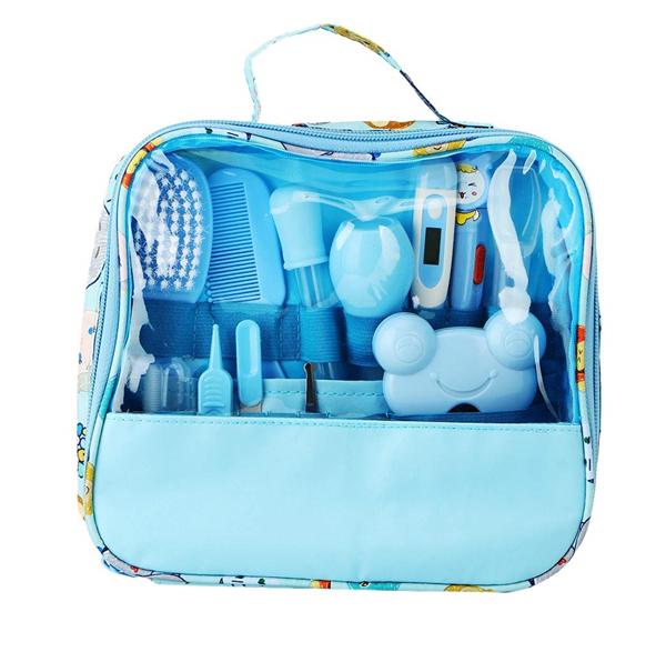 kit para el cuidado de la salud y el aseo de bebé