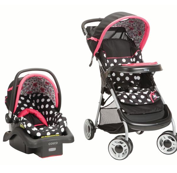 Sistema de viaje Disney Baby Lift & Stroll