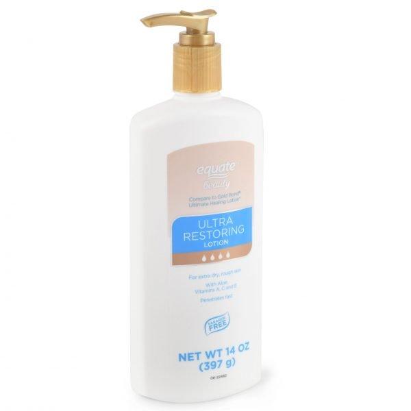 Equate Beauty - Loción ultra restauradora para el tratamiento de la piel