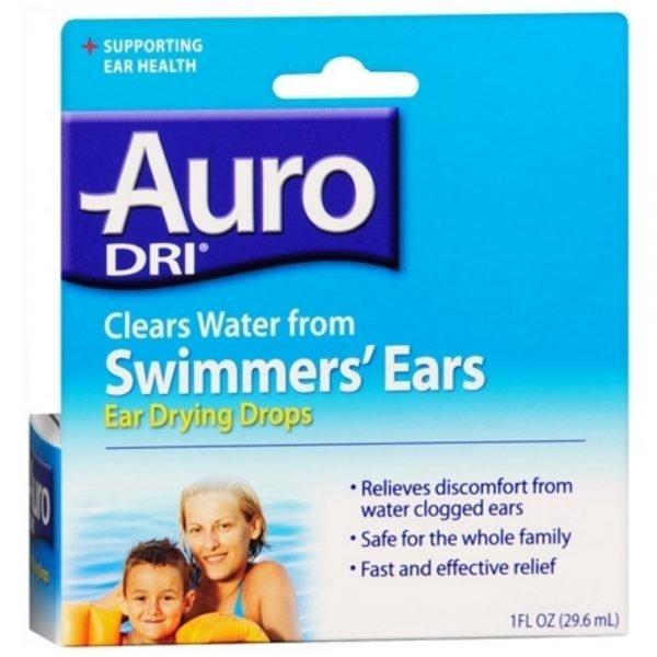 Auro-Dri Ear Drying Aid, gotas para los oídos, 1 oz