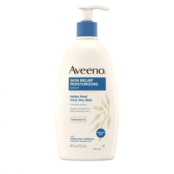 Aveeno Skin Relief Loción Hidratante para Piel Sensible 1