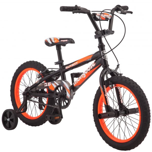 Bicicleta Mongoose 16 Mutant Kids estilo BMX 2