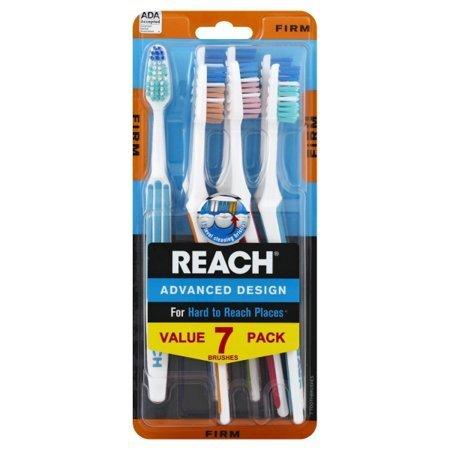 Cepillo de dientes para adultos de diseño avanzado REACH 1
