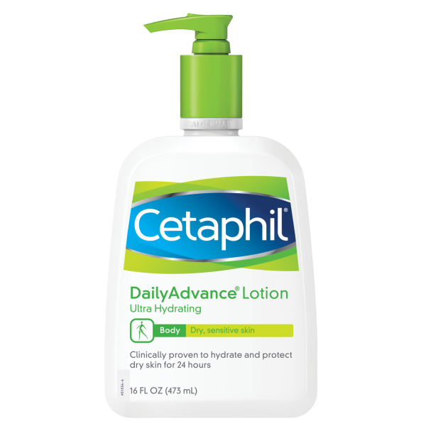 Cetaphil Dry Sensitive Daily Advance