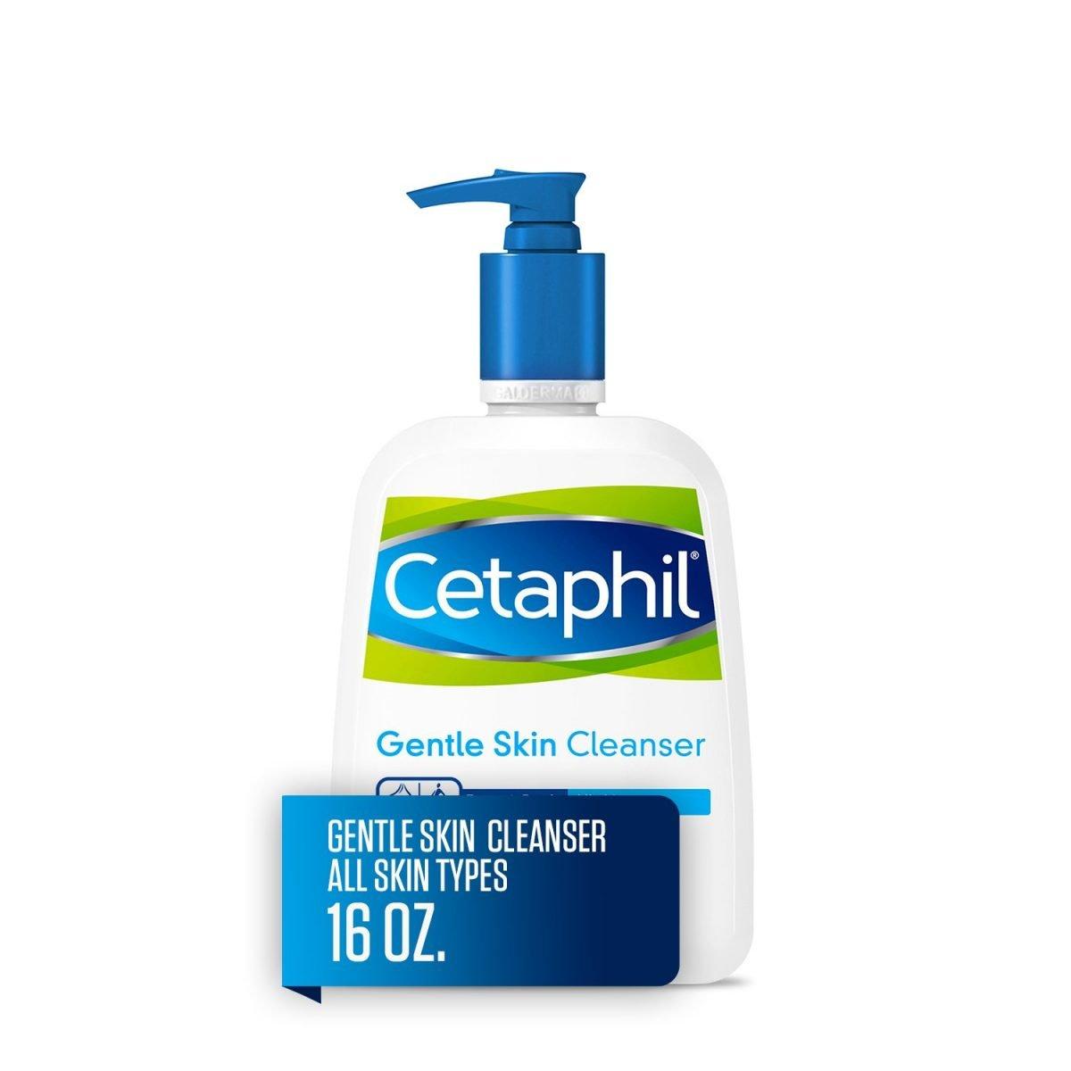 Cetaphil Gentle Skin Cleanser para todo tipo de pieles 1