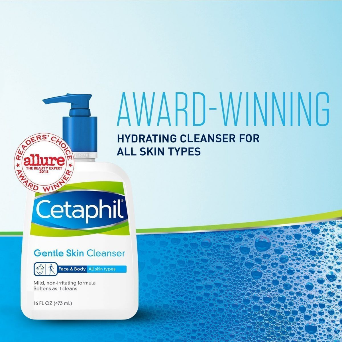 Cetaphil Gentle Skin Cleanser para todo tipo de pieles 2