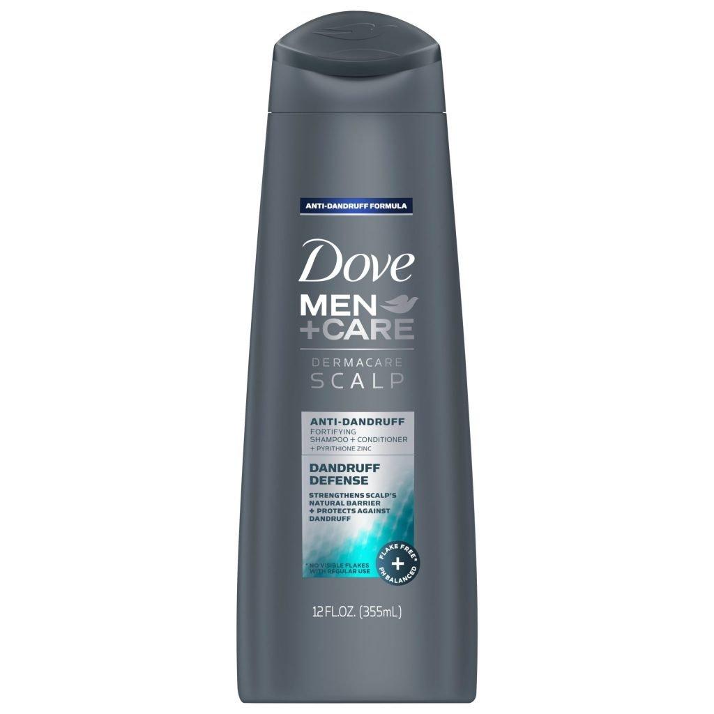 Champú y Acondicionador Anticaspa, Dove Men + Care Dermacare Scalp 2 en 1