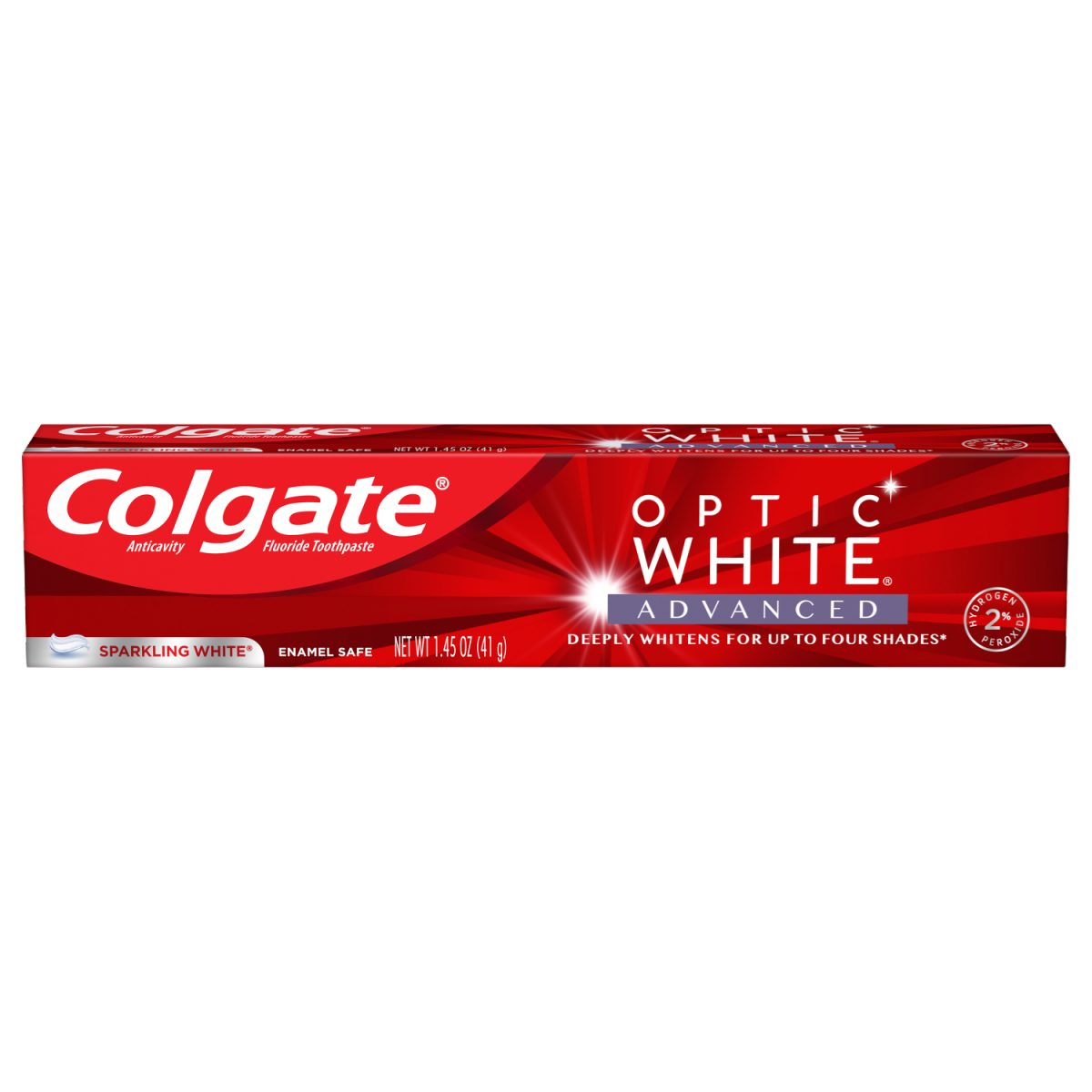 Colgate Optic White Advanced