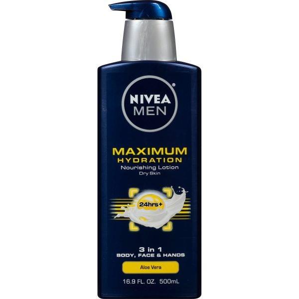 Crema Hidratante NIVEA Men Maximum Hydration