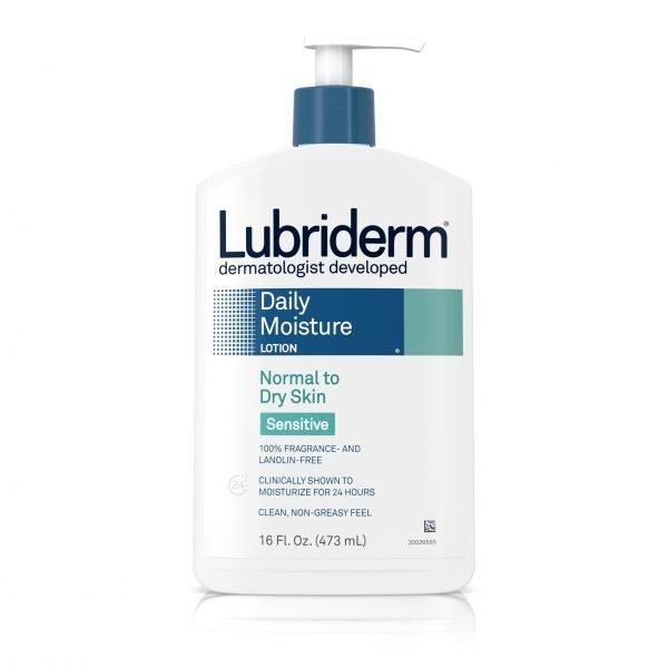 Crema hidratante Lubriderm Daily Moisture 1
