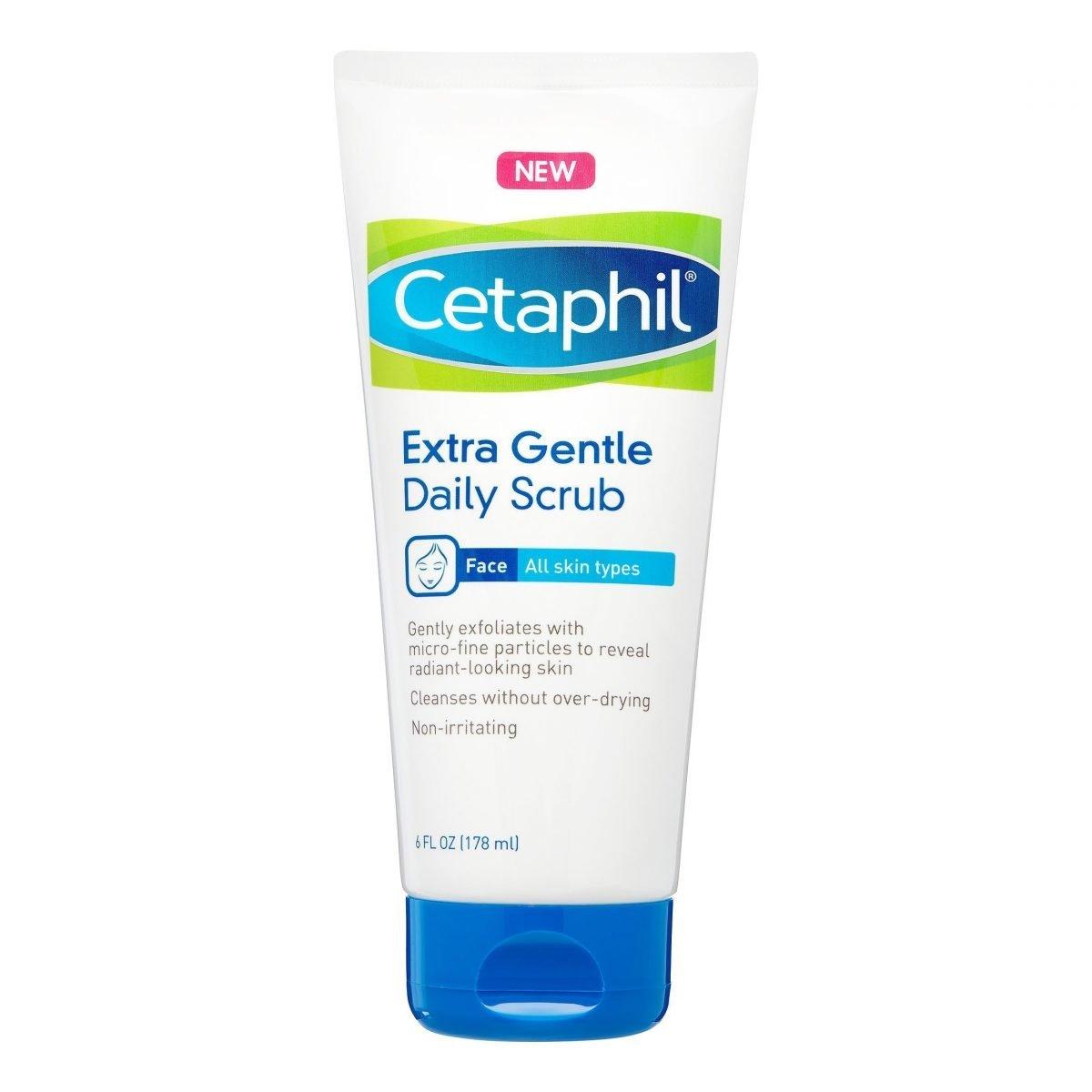 Exfoliante diario extra suave - Cetaphil