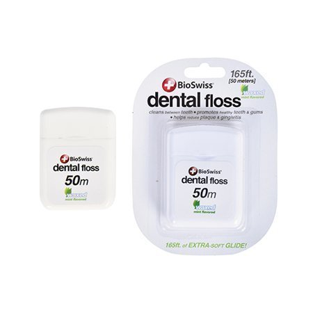 Hilo dental con sabor a menta - BioSwiss Dental Floss