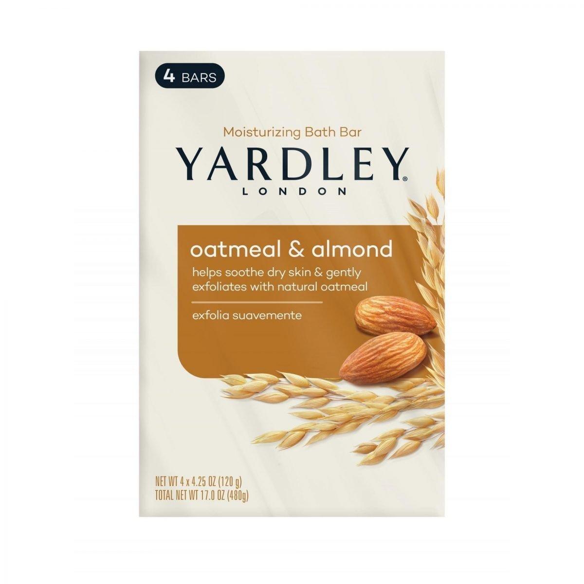 Jabón de baño hidratante Yardley London