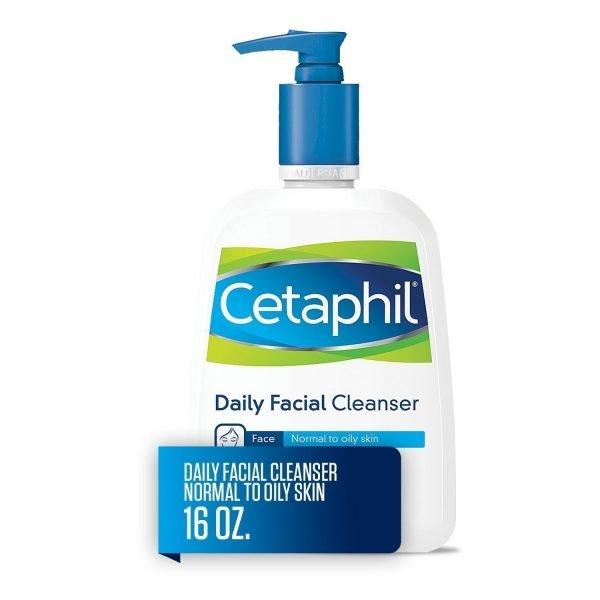 Limpiador facial Cetaphil Daily para pieles normales a grasas 1