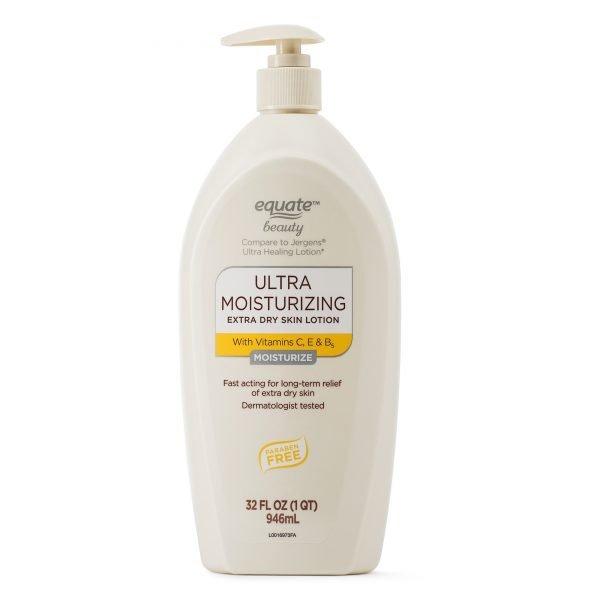 Loción ultra hidratante para pieles extra secas - Equate Beauty
