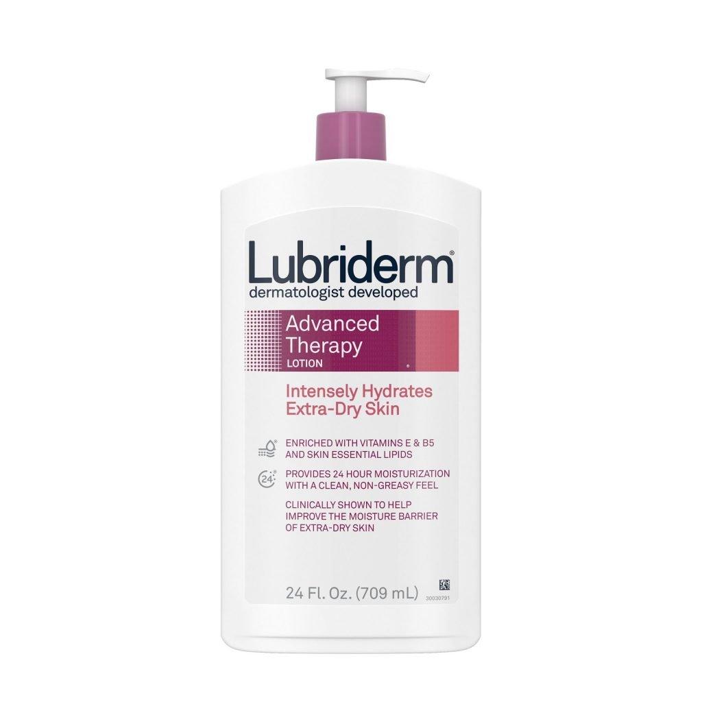 Lubriderm Advanced Therapy Lotion con vitamina E y B5
