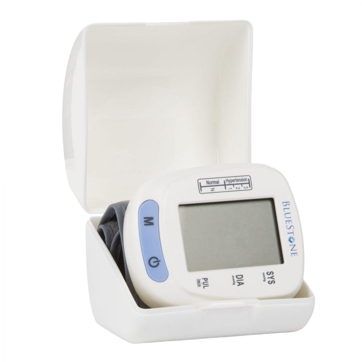 Monitor de presión arterial LCD Bluestone automático