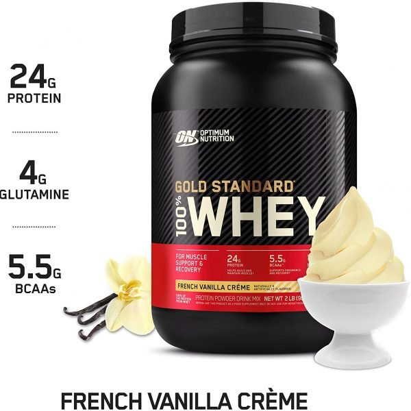 OPTIMUM NUTRITION ESTANDAR DORADO 1