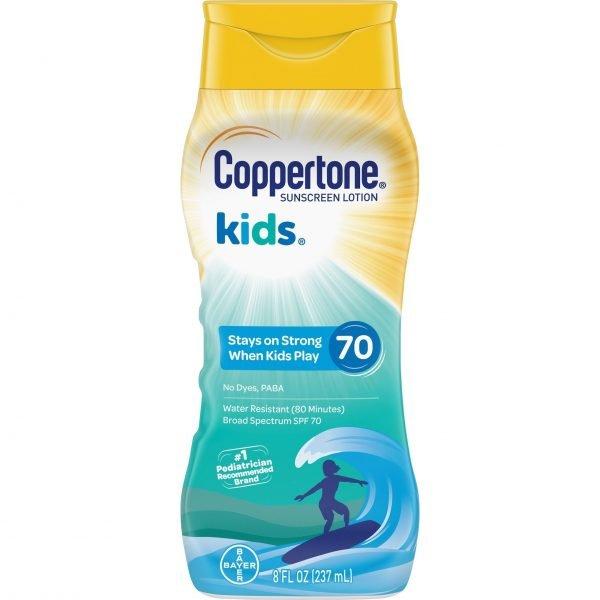 Protector Solar Coppertone Kids