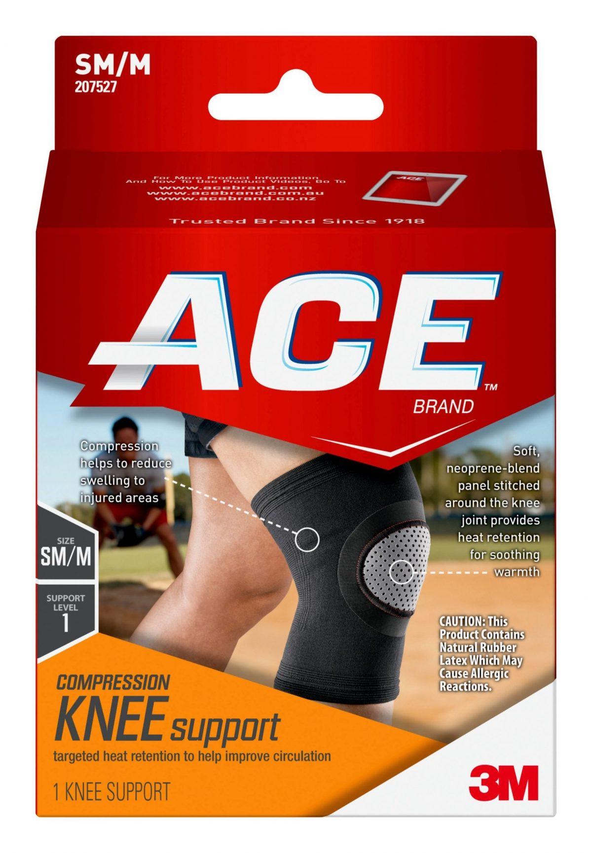 Soporte de rodilla Elasto-Preene de la marca ACE