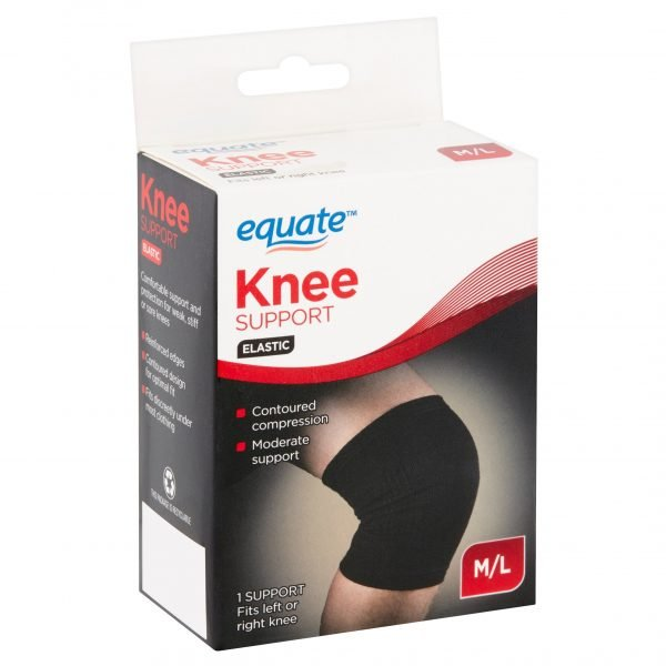 Equate Elastic Knee Support, M / L