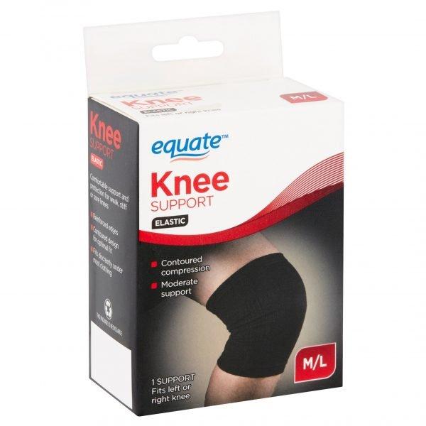 Equate Elastic Knee Support, M / L