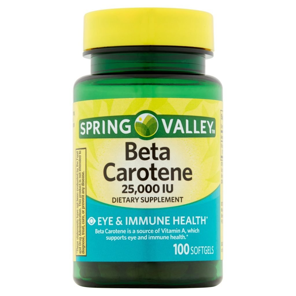 Spring Valley Beta Caroteno
