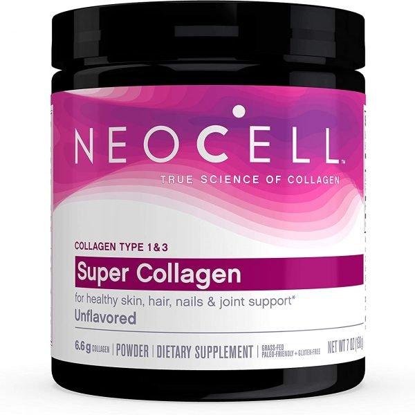 NeoCell Super Colágeno 1 y 3 en polvo