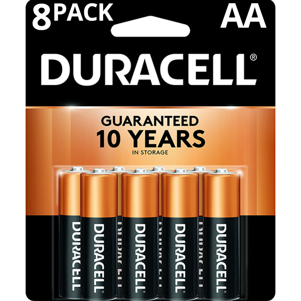 Pilas DURACELL Doble AA.
