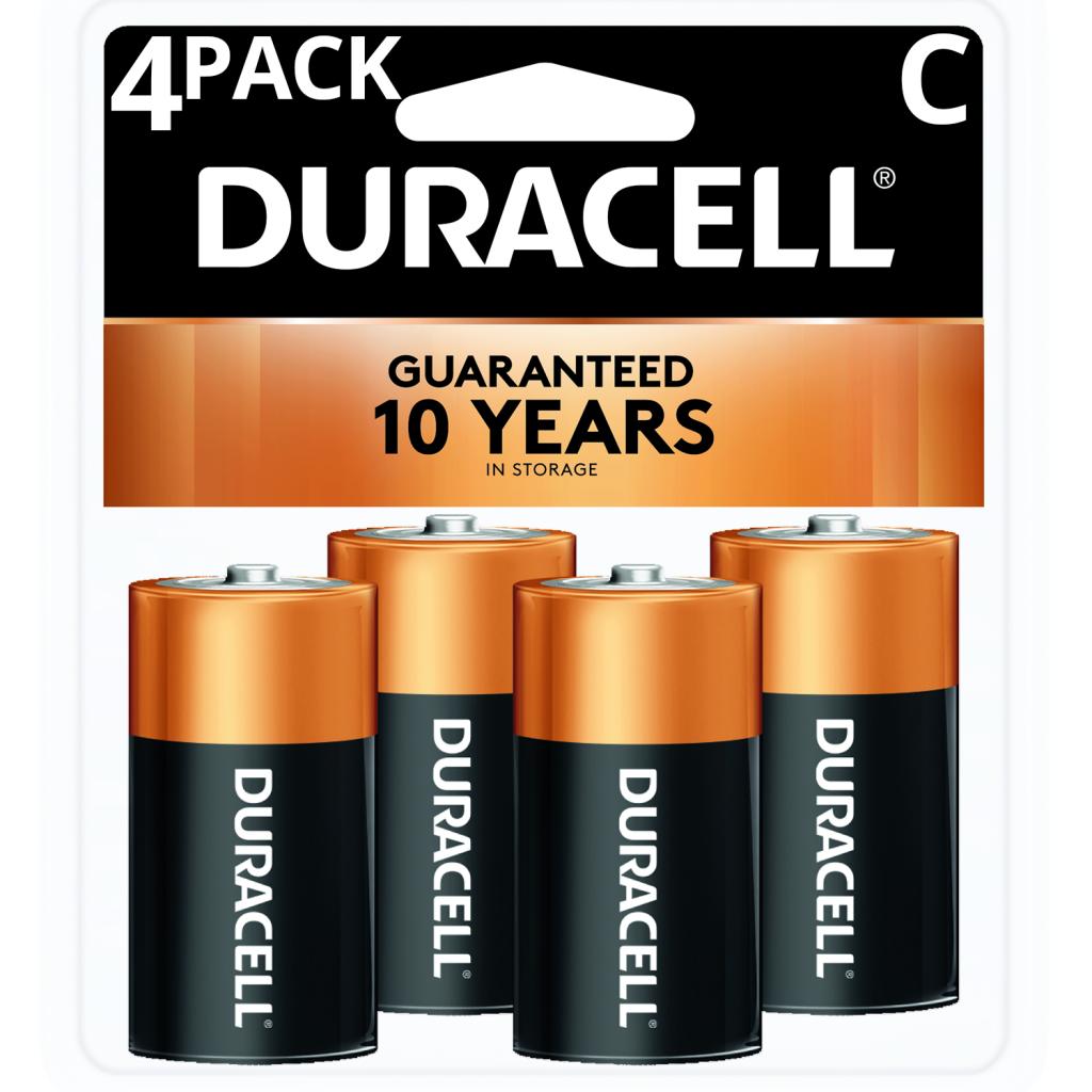 Pilas Duracell 1.5V