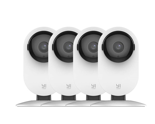 kit de 4 cámaras YI